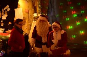 033 Christmas market Fluweelgrot Valkenburg
